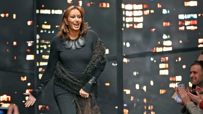 Donna Karan To Step Down As Chief Designer At Her Company Cbc News