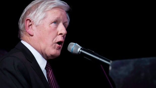 Former Liberal leader and Ontario NDP premier Bob Rae, seen in 2014, was among those announced on Wednesday.