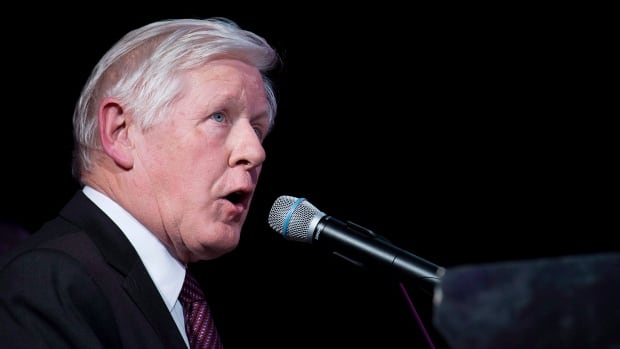 Former politician Bob Rae says there should be a serious discussion about renaming buildings, but that it would be 'unwise' to start doing so en masse when unpleasant historical facts come to light.
