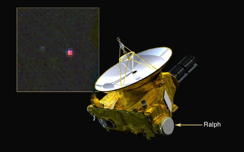 New Horizons spacecraft shedding light on mysterious Pluto
