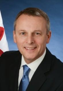 Senator David Wells