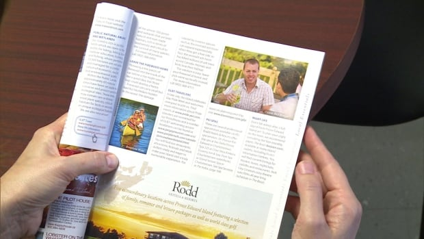 The current P.E.I. tourism features just one photo of a same-sex couple. More marketing promoting tourism to the LGBT community is on the way.