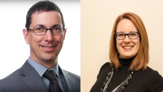 Benoît Côté, 51, and Marie-Josée Sills, 30, were shot Friday while at work at a law office in Terrebonne. Their deaths were confirmed on Saturday afternoon.