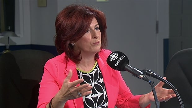 Anne Bertrand, the province's information commissioner, says she doesn't think the removal of fees is the reason there are more Right to Information requests in the system.