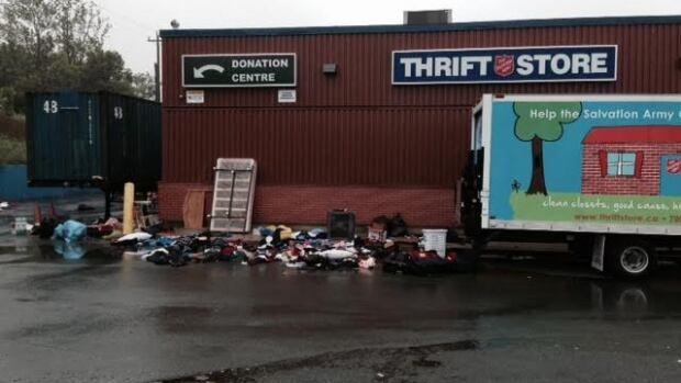 Salvation Army Thrift Store Kitchener Waterloo