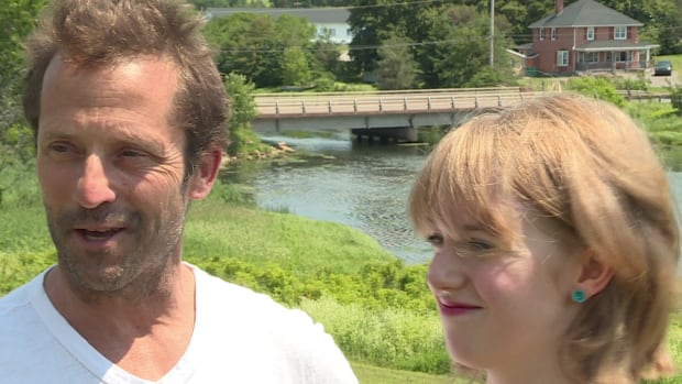 Ker Wells and Megan Stewart are the artistic directors for the River Clyde pageant.