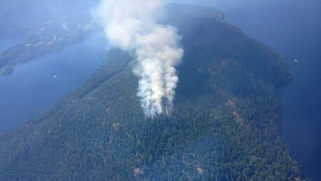 'It creates anxiety:' Vancouver Island tourism operators dreading wildfire season
