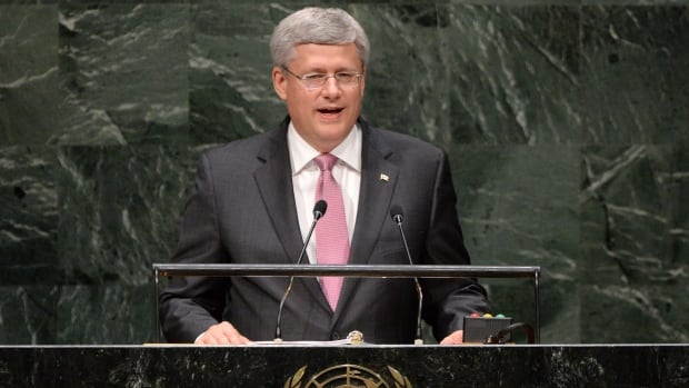 Prime Minister Stephen Harper's Conservative government has clashed in the past with the UN panel currently reviewing Canada's civil rights record.