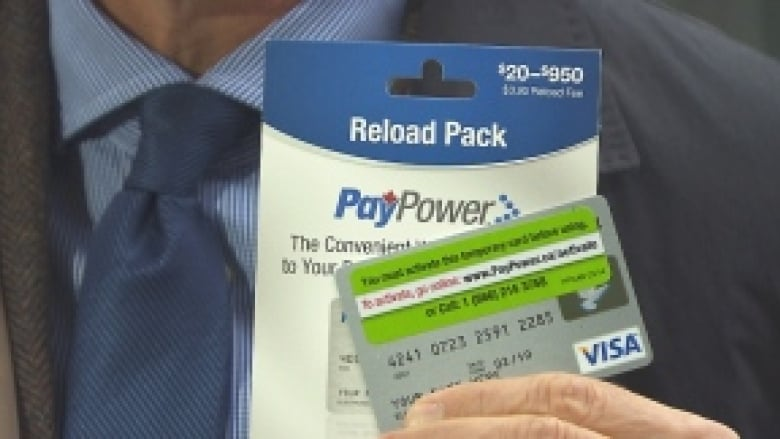 using prepaid cards is much like sending cash and as soon as you give the code on the back to somebody they can access the cash within minutes cbc - Prepaid Visa Card