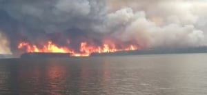 Paquette fire