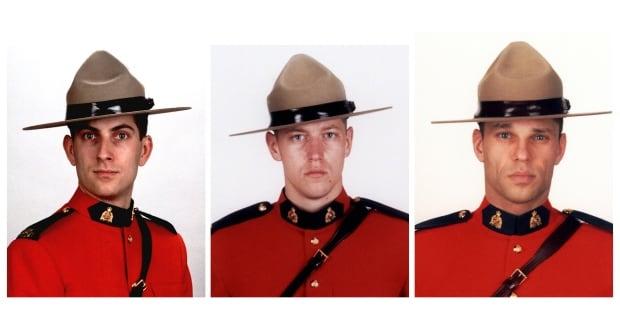 RCMP Moncton Larche Ross Gevaudan killed