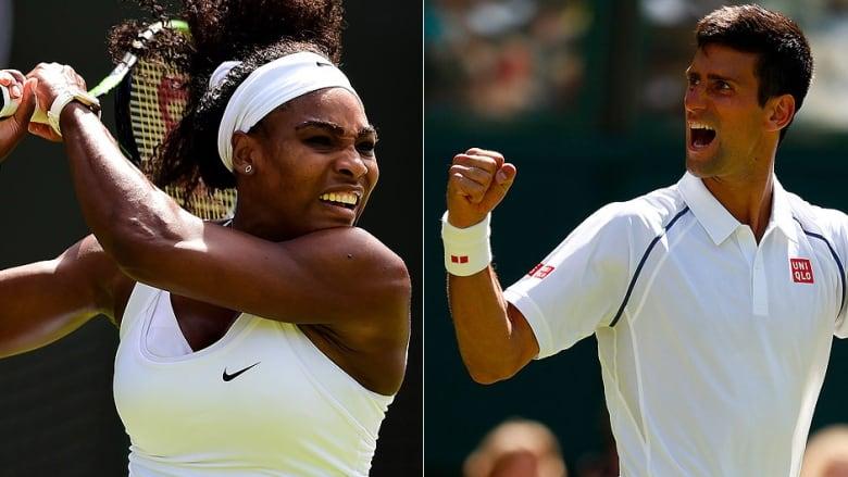 Rogers Cup Top Ranked Serena Williams Novak Djokovic Headline Strong Field Cbc Sports