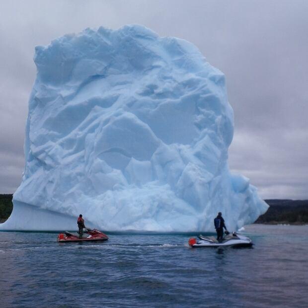 Iceberg near Random Island