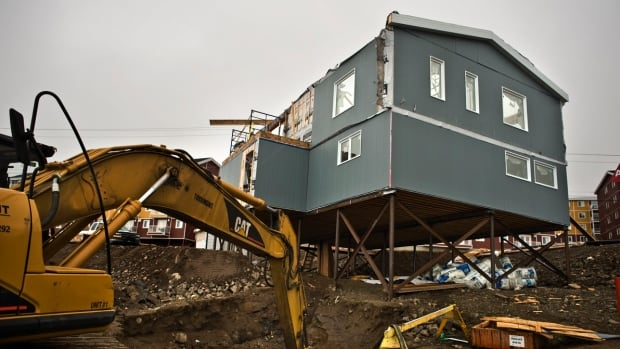 Organizers with the Islamic Society of Nunavut have started an online fundraiser to raise money to finish Nunavut's first mosque, which is currently under construction in Iqaluit.