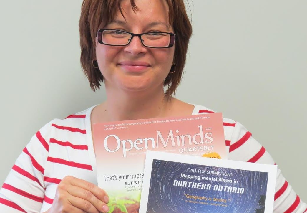 Mental health magazine looking for stories from northern