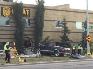 Car Accident Edmonton Yesterday