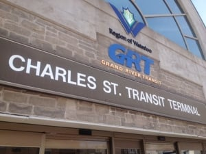 Charles Street transit terminal