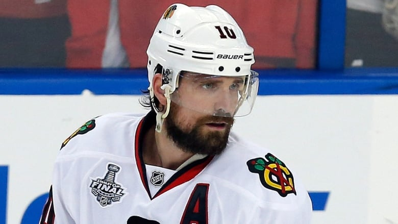 Patrick Sharp traded to Stars by Blackhawks in 4-player deal  2f34c93fd38