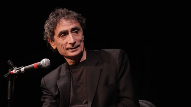 Dr. Gabor Maté is a retired palliative care doctor.