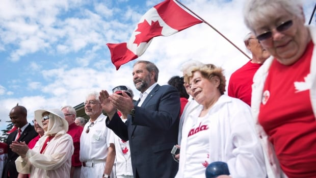 Emissaries of NDP Leader Tom Mulcair have been quietly seeking the advice of former senior bureaucrats on how to manage a transition from opposition to government should the party's lead in the polls hold through election day.