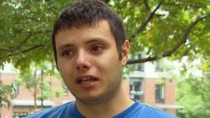 Nick Fontanelli, accused of killing fiancée Samantha Higgins, returns to court