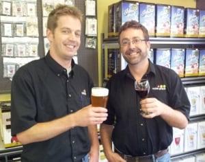 Mark Haynes and Steve Haynes