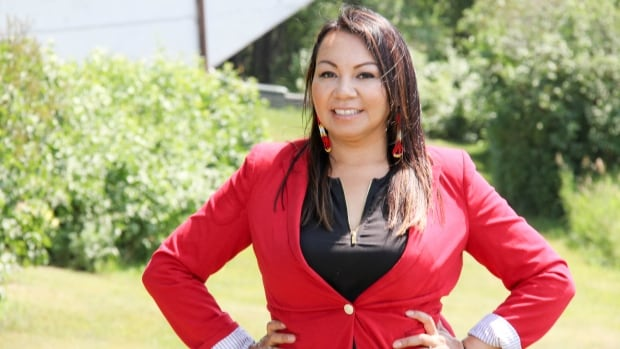 Sheila North Wilson says she decided to run for grand chief of Manitoba Keewatinowi Okimakanak after speaking with members of her home community, the Bunibonibee Cree Nation in Oxford House, Man., during a visit in June.