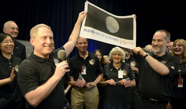 Pluto New Horizons NASA