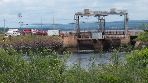 Annapolis Royal rescue Nova Scotia Power