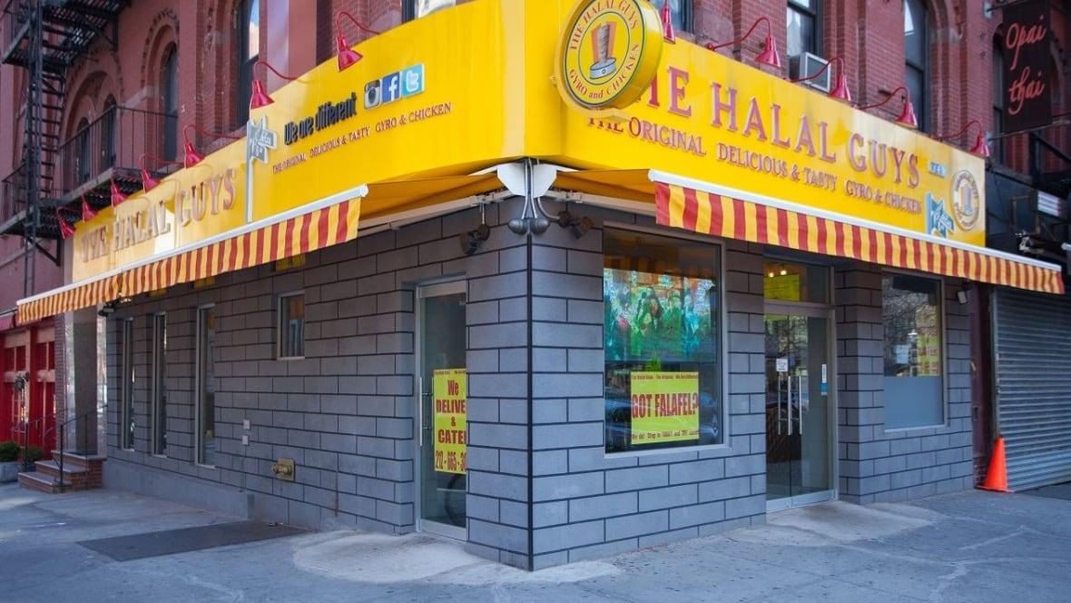 Halal Guys New York Restaurant