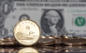 Loonie canadian dollar 20150130