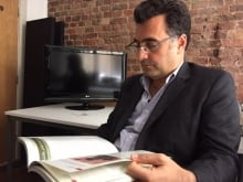Iranian born bestselling writer Azar Nafisi says stifling Imagination leads to totalitarianism.