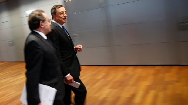 European Central Bank president Mario Draghi said the ECB would increase emergency funding to Greece by 900 million euros.