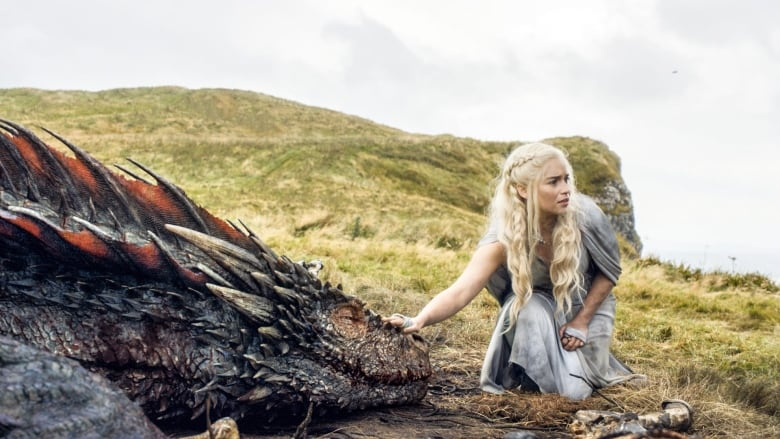 Game of Thrones star Emilia Clarke pans nude scenes | CBC News