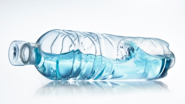 The Canadian Bottled Water Association says the amount of water it takes from B.C. has been greatly exaggerated by critics.