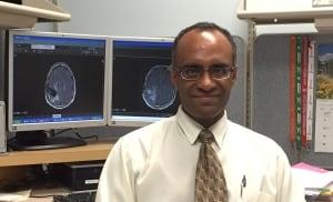 Dr. Jacob Easaw, Assoc. Prof. Medical Oncology U of C.