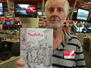 Michael Kluckner author of Toshiko