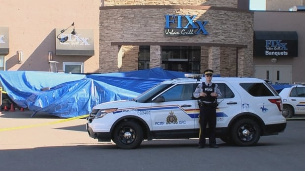 After RCMP officers fatally shot a masked man outside a Site C open house in 2015, the IIO took over the investigation. But they never interviewed a man linked to the shooting.
