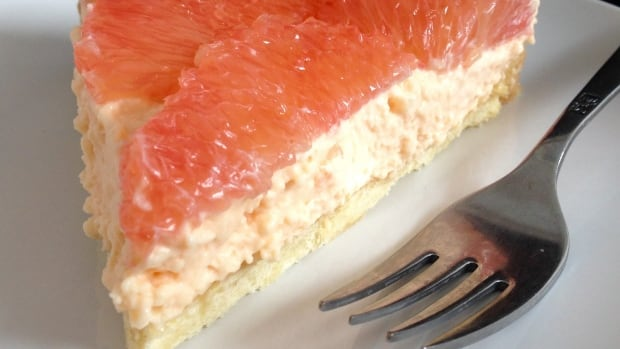Recipe: Pink grapefruit tart recipe is excellent complement for hot summer