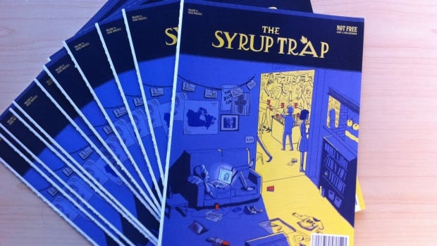 The Syrup Trap, which started as a satirical university campus magazine, is now expanding throughout Canada.