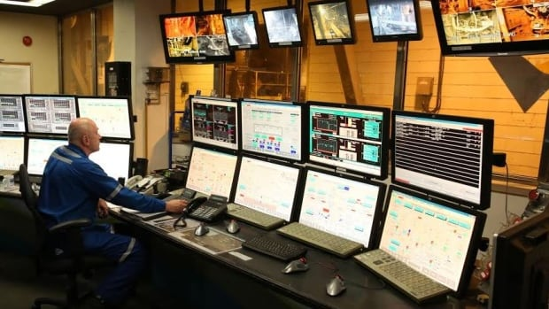 Consulting firm Deloitte predicts digitization will have the biggest impact on the global mining industry in 2017. This 2015 picture shows technology at a Vale mining site in Sudbury, Ont.