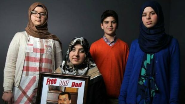 Salim Alaradi's family has been pleading for his release for nearly a year.