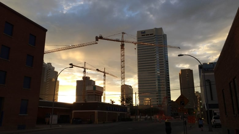 Edmonton Building Permits Issued