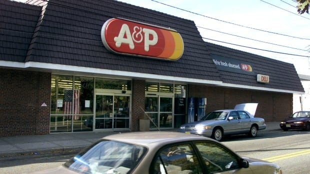a and p supermarket bankruptcy law