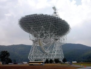 Radio Astronomy Observatory in Green Bank