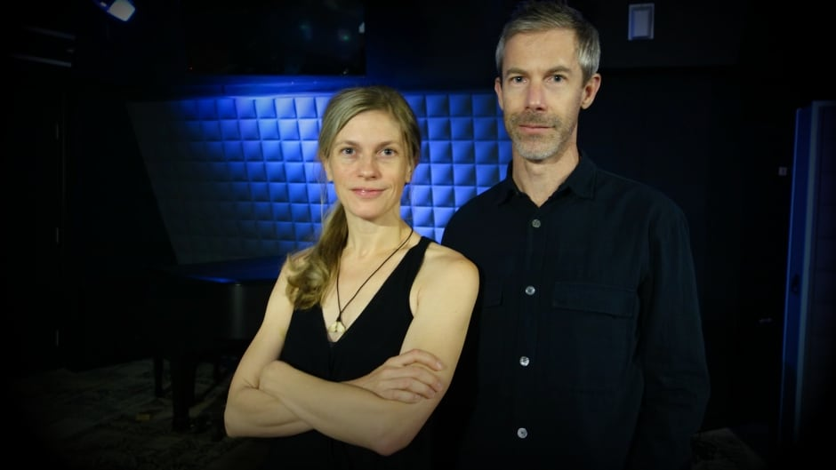 Betroffenheit collaborators Crystal Pite and Jonathon Young say suffering can be theatrical and grief can contain humour. In short: trauma is complicated.