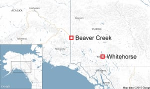 Beaver Creek Yukon