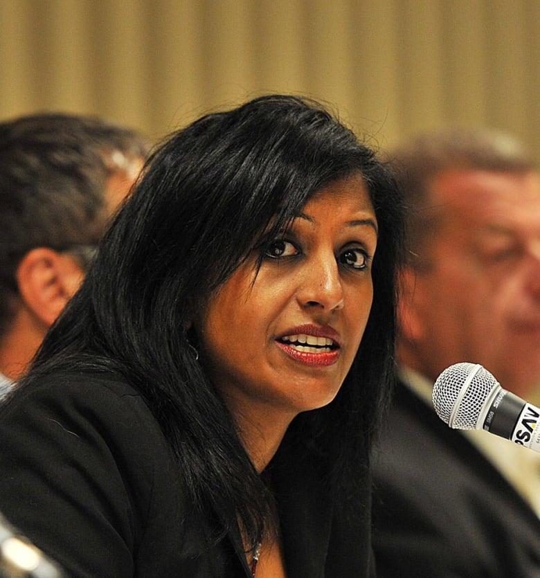 Sukanya Pillay, executive director of the Canadian Civil ...