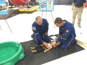 STARS paramedics AED