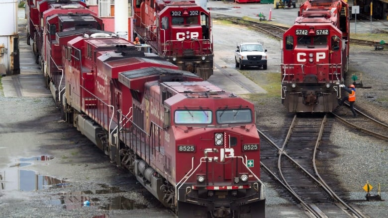 CP Rail unions overwhelmingly reject contract offers
